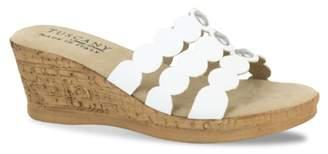 Easy Street Shoes Tuscany Torina Wedge Sandal