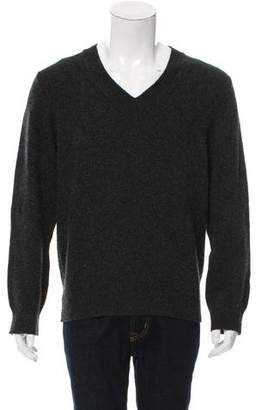 Dunhill Wool V-Neck Sweater