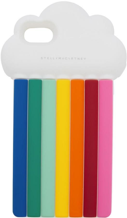 Stella McCartney Mulicolor Rainbow Iphone 7 Case