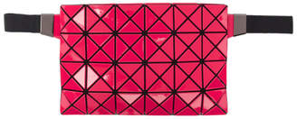 Bao Bao Issey Miyake Red and Black Waist Pouch