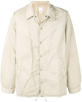 Visvim long-sleeve fitted jacket