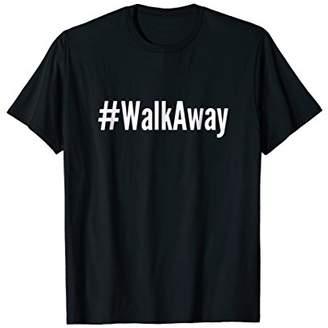 #WalkAway Movement Fan T-shirt Tee Top for Men Women Kids