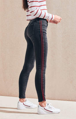 PacSun Black Racer Perfect Fit Jeggings