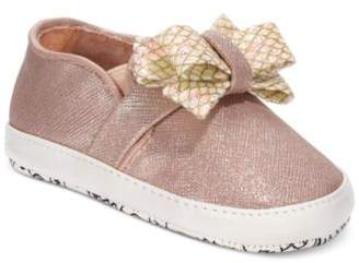 Michael Kors Baby Bowi Slip-On Shoes, Baby Girls