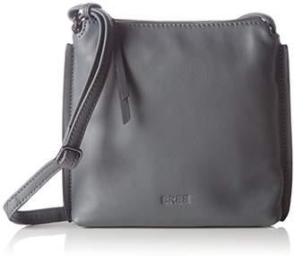 Womens Toulouse 1, Silver Grey, Cross Sh. S W17 Cross-Body Bag Bree