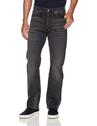 Calvin Klein Men's CKJ 037 Relaxed Straight Fit Jeans