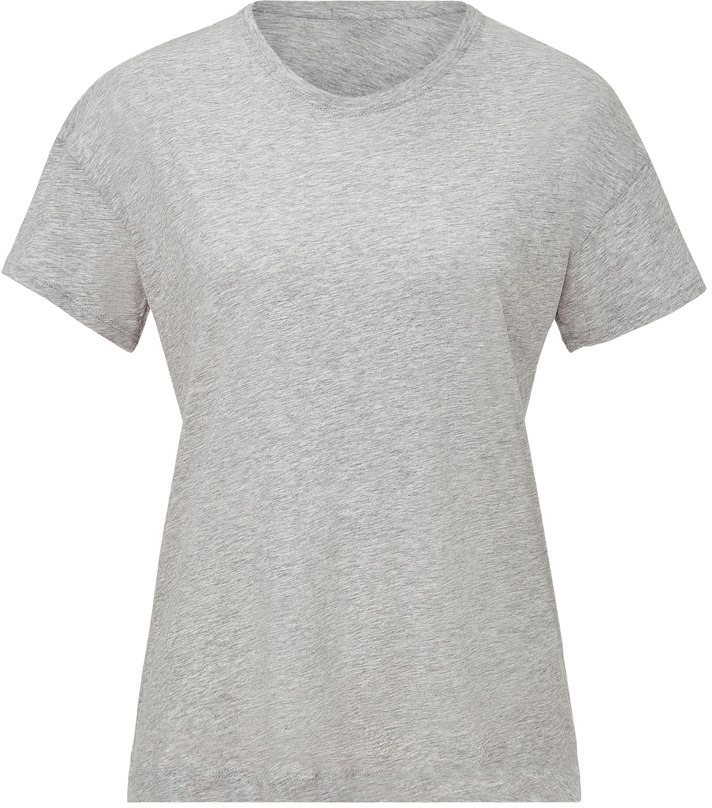 Vince Heather Grey Relaxed S/S T-Shirt