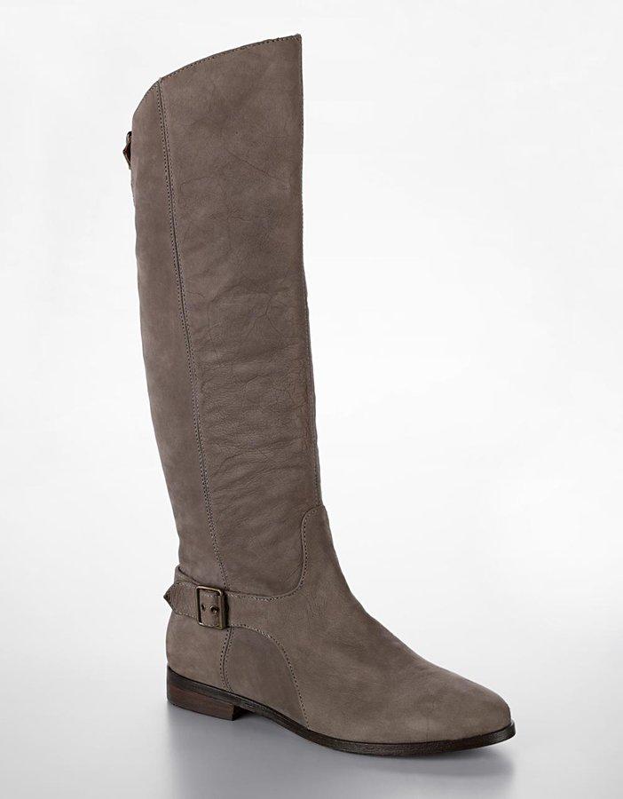 Cynthia Vincent Watson Tall Flat Riding Boots