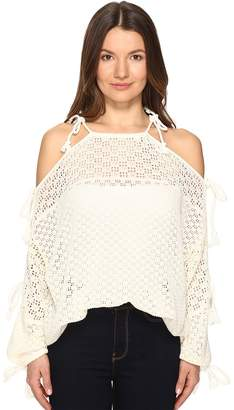 See by Chloe Lace Ties Sweater Women's Sweater