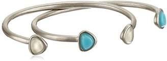 Karen Kane Tropicali Set Cuff Bracelet