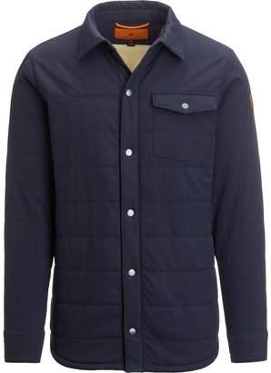 Basin and Range Sherpa PrimaLoft Shirt Jacket - Men's