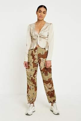 Urban Renewal Vintage Originals Desert Camo Cargo Trousers