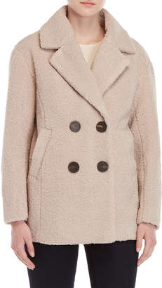French Connection Oversized Teddy Bear Coat