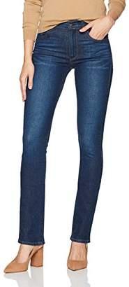 James Jeans Women's Hunter Straight Leg Jean in Maverick