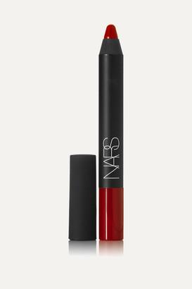 NARS Velvet Matte Lip Pencil - Mysterious Red