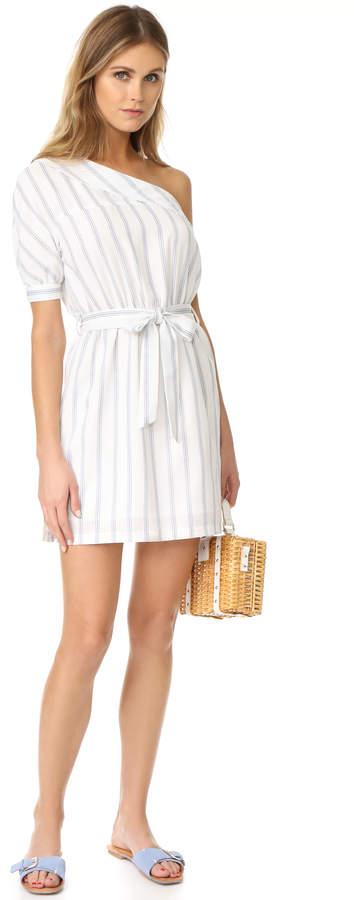 After Market One Shoulder Dress 2