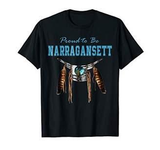 Proud to be Narragansett T-Shirt