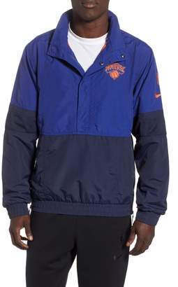 Nike New York Knicks Courtside Warm-Up Jacket