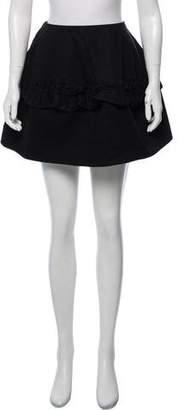 Simone Rocha x J Brand Denim Mini Skirt w/ Tags