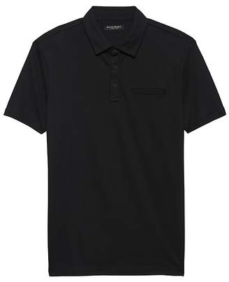 Banana Republic Luxury-Touch Performance Polo
