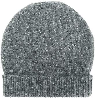 Thom Browne Striped Tweed Jersey Hat