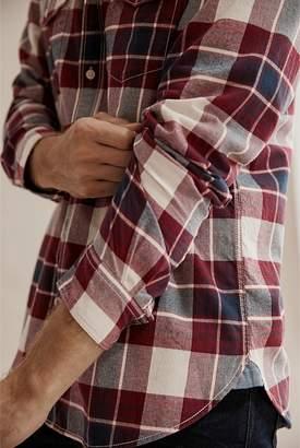 Country Road Regular Varsity Check Shirt