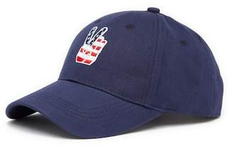 Collection XIIX Peace Love USA Baseball Cap