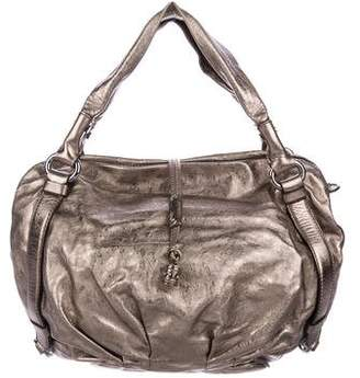 9cb7acb7829b Celine Metallic Leather Handbags - ShopStyle