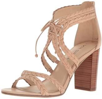 Via Spiga Women's Gardenia Block Heel Sandal Dress