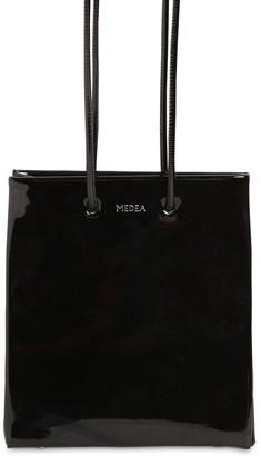 Medea VINYL BAG W/ LONG SHOULDER STRAP