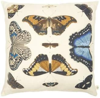 Designers Guild The John Derian Mirrored Butterflies Cushion