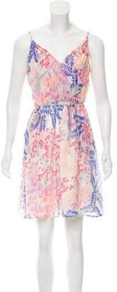 Yumi Kim A-Line Mini Dress