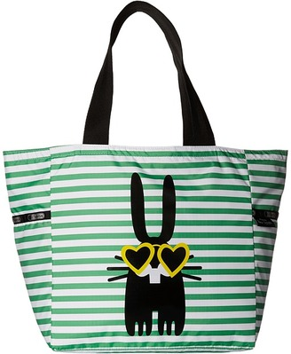 LeSportsac Picture Tote $110 thestylecure.com