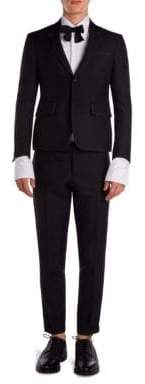 Thom Browne Wool Regular Fit Tuxedo