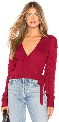 Tularosa Folly Wrap Sweater