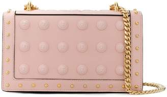 Balmain Love button-embellished shoulder bag