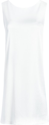 Alice + Olivia LITA COWL NECK SHIFT DRESS