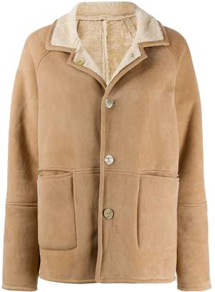Giorgio Brato reversible shearling jacket