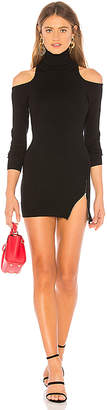 Lovers + Friends Zipper Sweater Dress