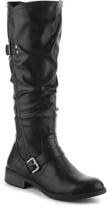 White Mountain Lida Wide Calf Boot - Women's