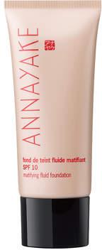 Annayake Matifying Fluid Foundation 30ml - FR