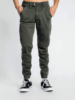 G Star G-Star New Mens Rackam Cargo Deconstructed Tapered Pants In Asfalt Grey