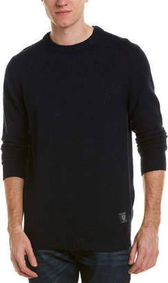 Scotch & Soda Wool-Blend Crewneck Sweater