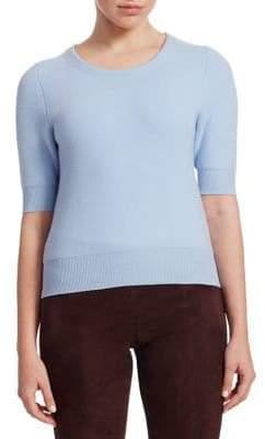 The Row Lorin Wool& Cashmere Sweater