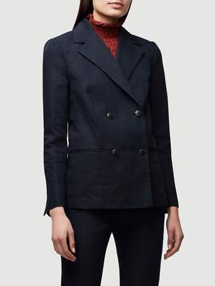 Frame Easy Double Blazer