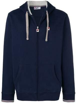 Fila logo zipped sweatshirt