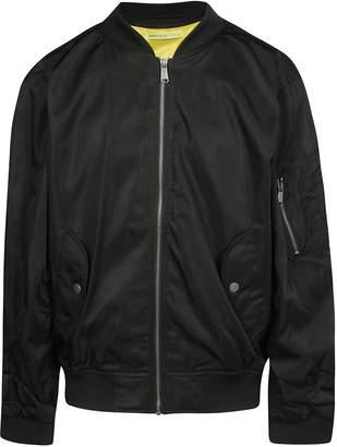 Versace Back Logo Bomber Jacket