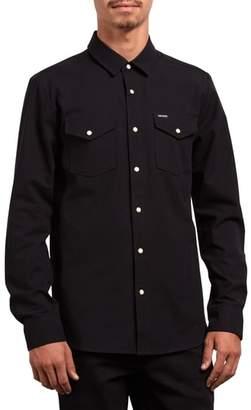 Volcom Hayes Woven Shirt