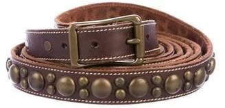Ralph Lauren Embellished Wrap Belt