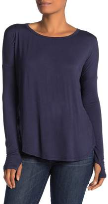Sweet Romeo Long Sleeve Dolman T-Shirt